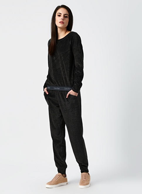 Calvin Klein Pijama altı Siyah
